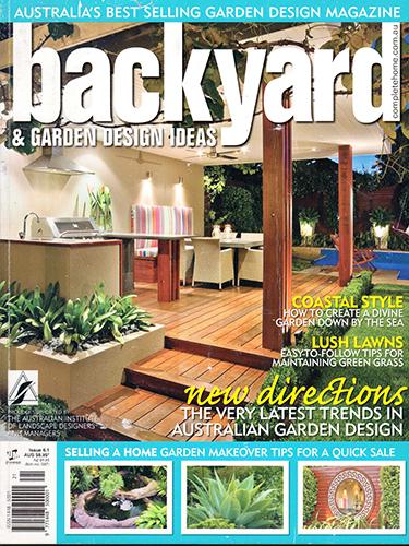 Backyard & Garden Design Ideas cover