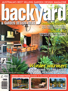 Backyard & Garden Design Ideas cover