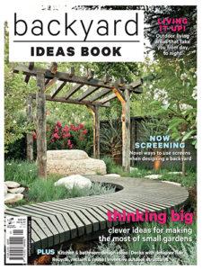 Backyard Ideas Book cover