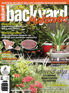 Backyard Makeovers cover