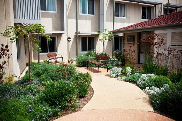 therapeutic aged care design