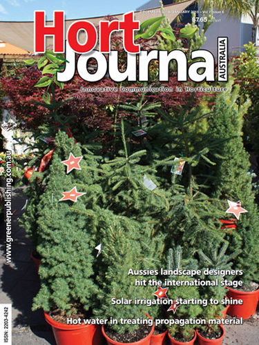 Hort Journal cover