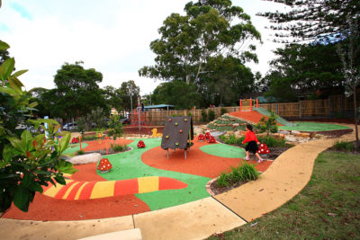 Play space design