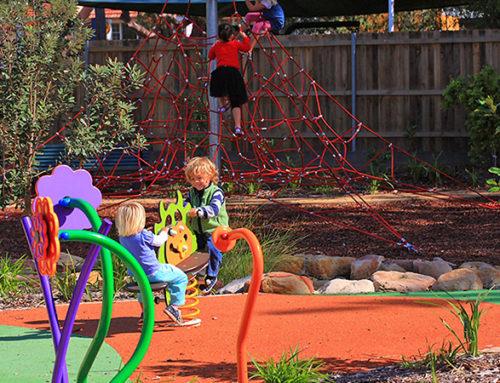 Playful Community Garden