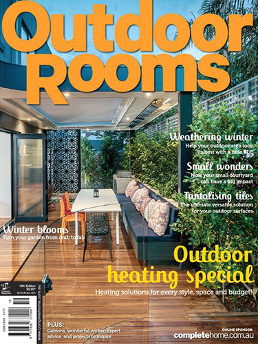 Outdoor Rooms cover