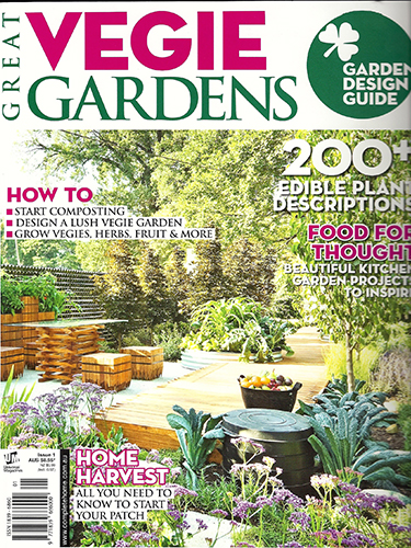 Great Vegie Gardens cover