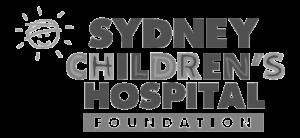 Sydney Children's Hospital Foundation Logo