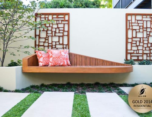 Stylish Garden In Stanmore