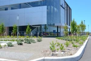 Landscape architecture gardens
