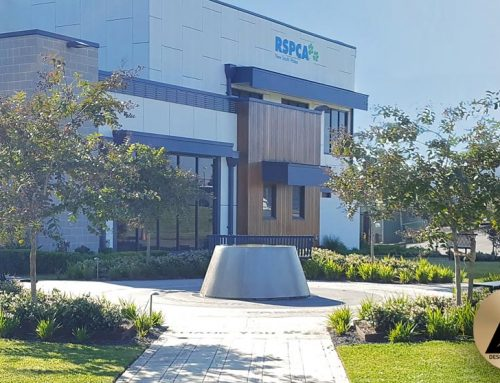 RSPCA Head Office Front Entrance