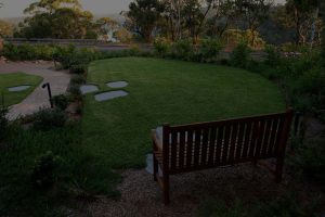 Image of lawn area
