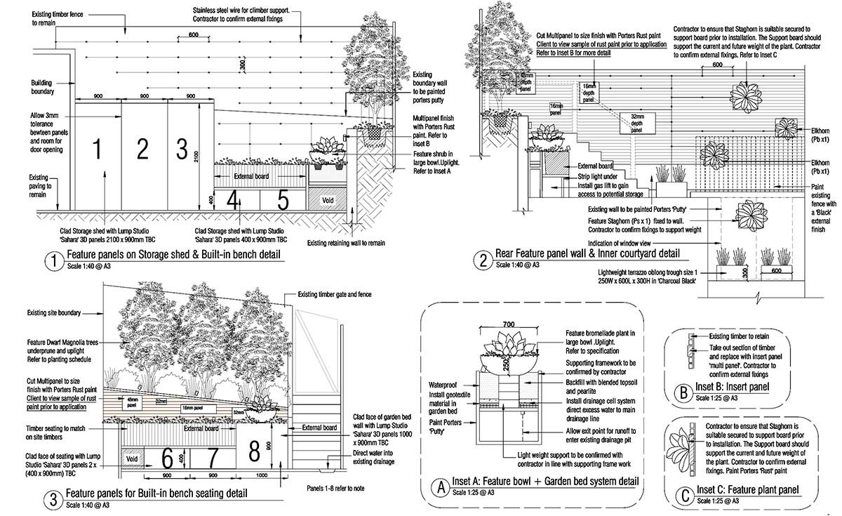 image of Landscape Construction Documentation