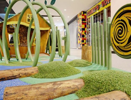 Pocket Play Space At Stockland