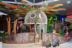 Image of Enchanted Forest playground entrance
