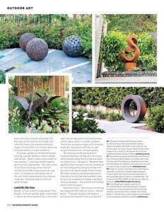outhouse design, landscape design, garden art