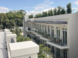 Aged Care facility with therapeutic gardens