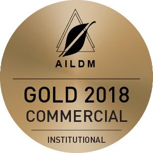 image of aildm gold medal