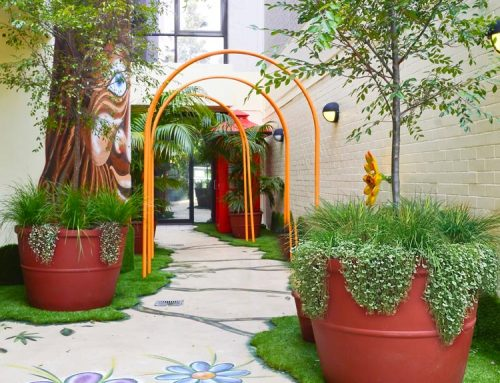 Sydney Children's Hospital Wellness Garden