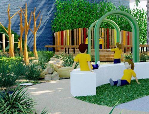 Inner West School Playground – In Progress