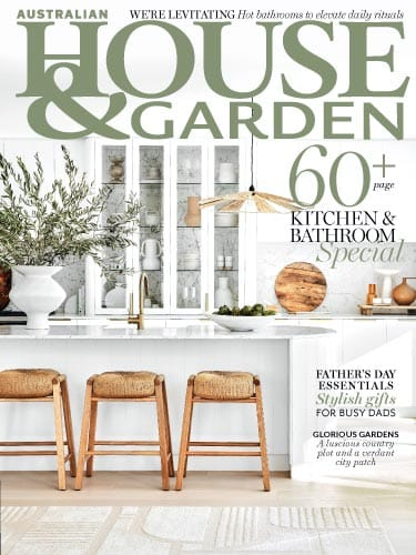 House and Garden Cover Sept 2021